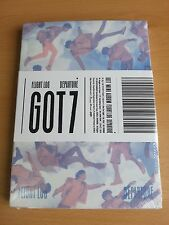 GOT7 Flight Log : Departure Serenity Album KPOP CD Photo Card Booklet Ticket