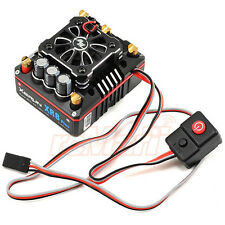 Hobbywing XERUN XR8 PLUS 150A Sensored Brushless ESC 1:8 RC Car Black #XR8 PLUS