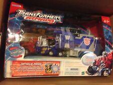 Transformers ARMADA - OPTIMUS PRIME W/SPARKPLUG MINI-CON - MISB