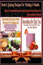Juicing Recipes for Vitality and Health : Juicing Recipes for Energy -...