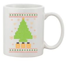 Table Of Elements Xmas Tree Science Ugly Christmas Funny DT Coffee 11 Oz Mug
