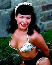 "Bettie Page 10"" x 8"" Photograph no 20"