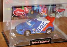 Pixar Cars 2 Raoul Caroule Disney Store Exclusive Die Cast  in Display Case New