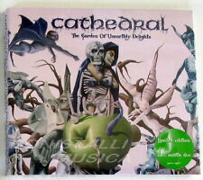 CATHEDRAL - THE GARDEN OF UNEARTHLY DELIGHTS - CD Sigillato Limited Edition