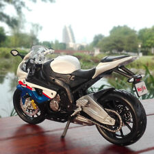 Maisto 1:12 Gift Toy BMW S1000RR Tomahawk Alloy Motorcycle Models F Kids
