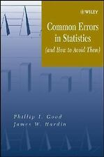 Common Errors in Statistics: (and How to Avoid Them)-ExLibrary