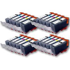 20 komp. Patronen für CANON PIXMA IP4000 IP5000 MP750 MP760 MP780 i860 i865