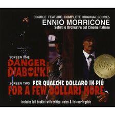 For A Few Dollars More - 2 x CD Complete - Limited Edition - Ennio Morricone