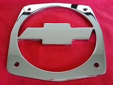 LOWRIDER HYDRAULICS CHROME STEEL BACKING PLATE