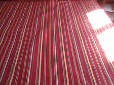SILK TAFFETA , SATIN STRIPES, CRANBERRY,GREEN, GOLD, BY THE YARD