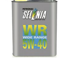 1 LT. OLIO MOTORE SELENIA WR 5W40 DIESEL (ACEA B3/B4-9.55535N2-VW50200-W50500)