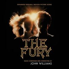 The Fury - 2 x CD Complete Score - Limited 3000 - John Williams