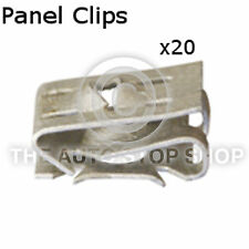 Panel Clip Trim Clips VW Range Polo/Sharan/ etc Pack of 20 Part 11176vw