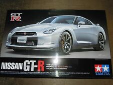 Tamiya 1/24 Nissan GT-R Model Car Kit #24300