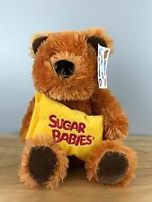 NWT Teddy Bear Sugar Babies Mini Pillow replica Plush Toy Good Stuff