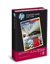HP Color Laser Paper - Plain paper - A4 (210 x 297 mm) - 100 g/m2 - 500 sheet...