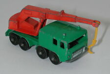 Matchbox Lesney No. 30 8 Wheel Crane oc15541