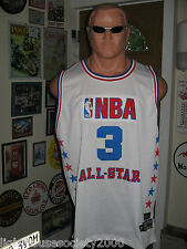 Allen Iverson #3 Basketball 76ers Jersey 54 NBA All-Star Game 2004 Vintage New !