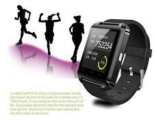 SALE Smartwatch Bluetooth Armbanduhr Sport für Android Samsung Handy
