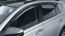 Toyota Rav4 (Dec 2012 - Current) Slimline Weathershields Stylevisor