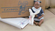 Daddys Long Legs Bunny Doll with Tag, Coa and original box