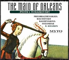 TCHAIKOVSKY- The Maid of Orleans 3-CD (Myto +BONUS) KHAIKIN, Preobrazhenskaya