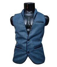 Men Party wear Sleeveless jacket,Mens jacket( Size-M - Chest-38 ) (SKU-JN92112)