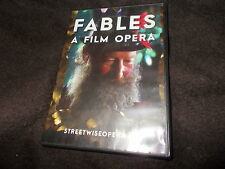 NEW DVD FABLES A FILM OPERA Streetwise OperAAA Hartlepool Monkey Hey Come on out