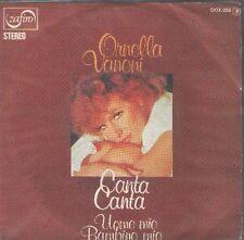 """ORNELLA VANONI 7""""PS Spain 1975 Canta  canta"""
