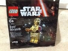 Lego Star Wars C3Po (With Red Arm) 5002948 / 6123882 Christmas Stocking Stuffer