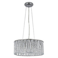 John Lewis light - Emilia Drum Crystal Pendant Light RRP £270