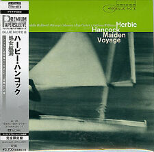 HERBIE HANCOCK-MAIDEN VOYAGE-JAPAN MINI LP PLATINUM SHM-CD Ltd/Ed I71