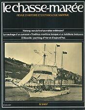 Chasse Marée # 3 Marine Histoire Bretagne Pays Basque hareng Gérard d'Aboville