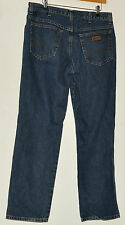 MENS TRUE ORIGINAL WRANGLER OHIO  JEANS W 33 L 30
