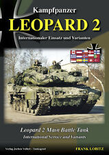 Tankograd: Leopard 2 Main Battle Tank, International Service and Variants