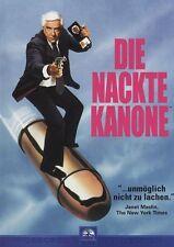 Die Nackte Kanone ( Kult Komödie ) mit Leslie Nielsen, Priscilla Presley
