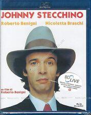 JOHNNY STECCHINO Roberto Benigni - BLU RAY DISC NUOVO
