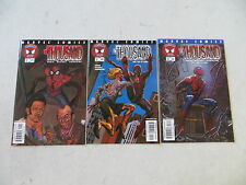 SPIDER-MAN TANGLED WEB THE THOUSAND 3 ISSUE COMIC SET 1-3 GARTH ENNIS MARVEL