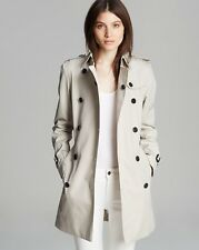 Burberry London Buckingham Trench Coat Jacket in size 02 (EU36) $1595 NEW