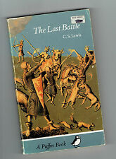 C S LEWIS  pb The Last Battle narnia #7