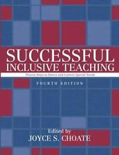 Successful Inclusive Teaching: Proven Ways to Detect and Correct Special Needs,