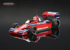 Brabham bt46a ALFA ROMEO f1 Parmalat 11 ° GP Canada 1978 Nelson Piquet TSM 1:43