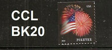 US 4869 Star-Spangled Banner forever single CCL MNH 2014
