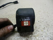 1984 KAWASAKI SECA GPZ ZX750E TURBO KILL SWITCH A