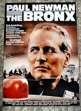 PAUL NEWMAN * THE BRONX - A1-Filmposter - 1-Sheet 1982