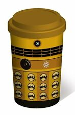 DOCTOR WHO DALEK TRAVEL MUG NEW GIFT BOXED 100 % OFFICIAL MERCHANDISE