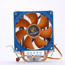 Needcool GX7 2 X Heatpipe CPU Cooler Fan & Disipador Térmico - 775 115X AMD i3/i5/i7 1366
