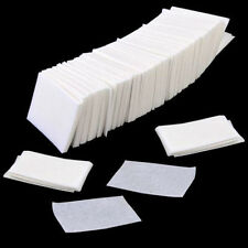 400pcs Nail Art Wipes Cotton Paper Pads Nail Polish Remover Cleaner Make-up