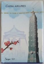 China Airlines Taipei 101 Sky Tower Playing Cards
