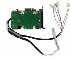 Silicom PEG4BPFi5-BL-SD Quad Port Fiber SX Gigabit Ethernet PCIe Bypass Card